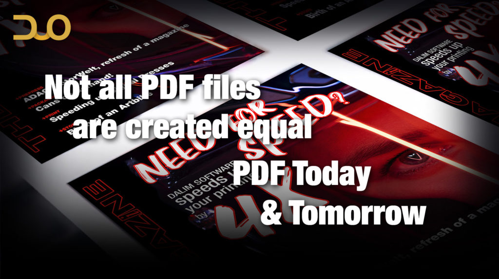 Do more with less: PDF
