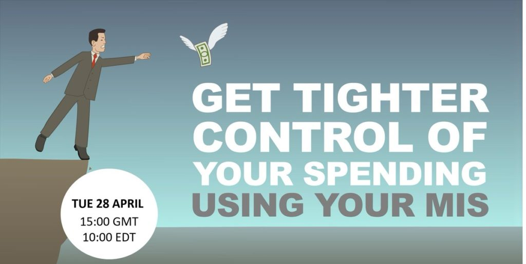 Get tighter control of your spending